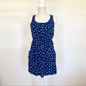 ⭐️ Mossimo Polka Dot Dress With Pockets